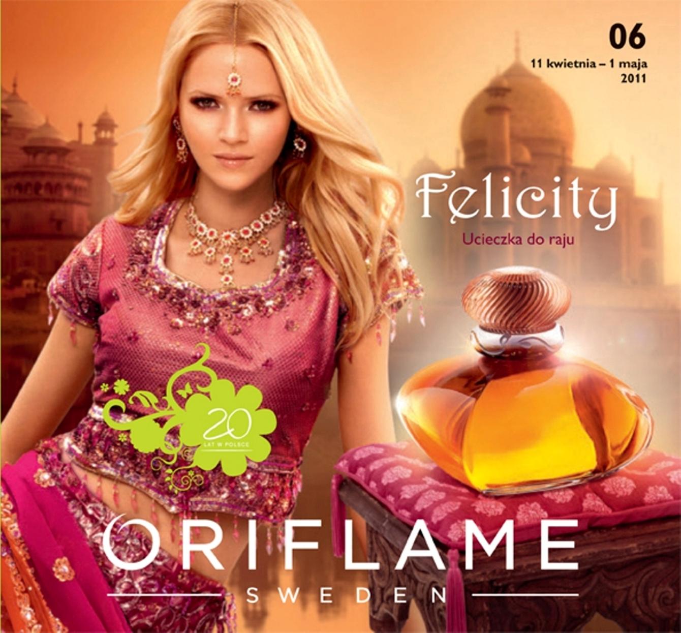 Dlaczego kupuje kosmetyki Oriflame