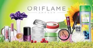 współpraca z światową marką oriflame